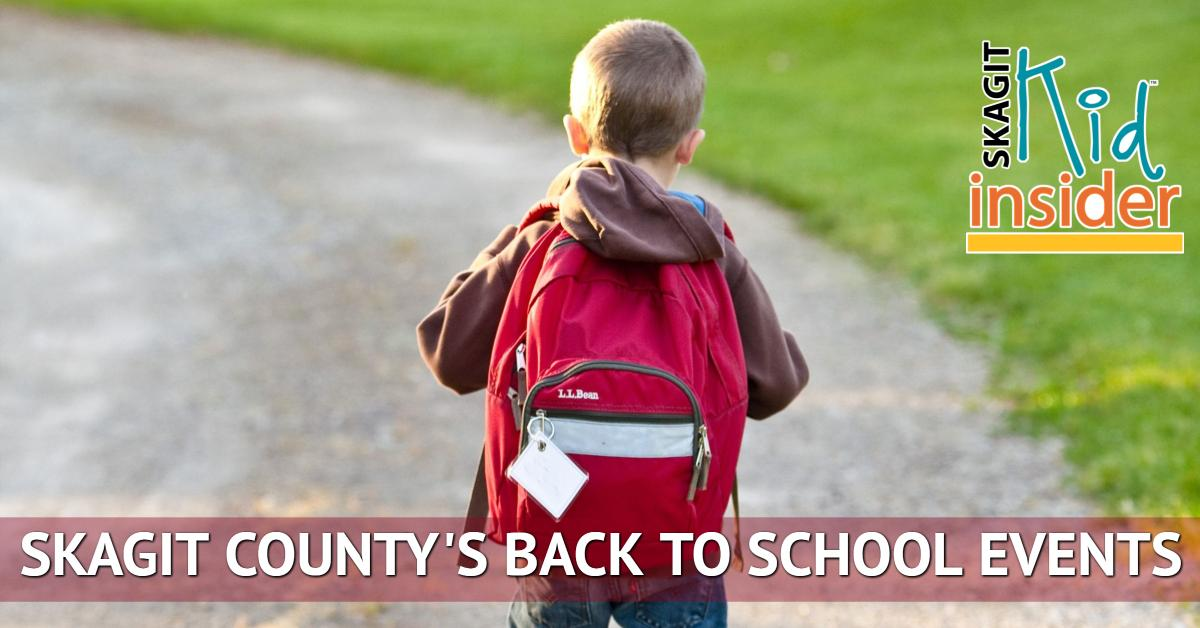 Skagit County Back to School Events