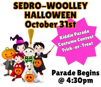Sedro Woolley Halloween 2019