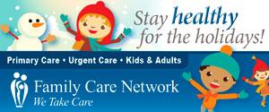Family Care Network Holiday 2019