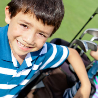 Golf Lessons for Kids in Skagit County