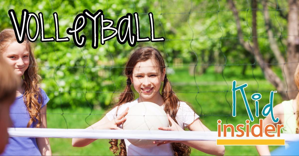 Volleyball for kids in Skagit County, WA