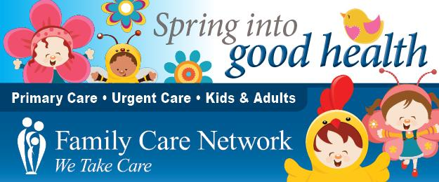 Family Care Network is Accepting New Patients