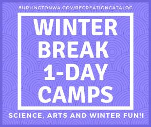 Burlington Parks & Rec Winter Break Camps