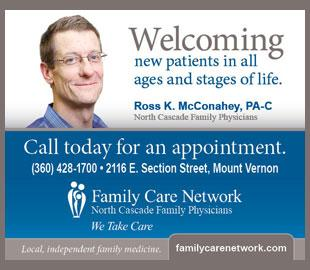 Family Care Network Dr. McConahey