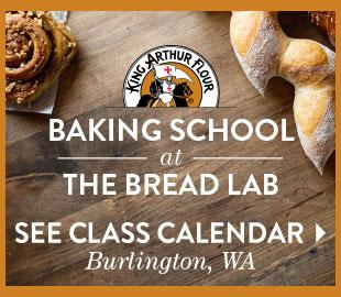 King Arthur Flour Bread Lab Kids Baking Classes