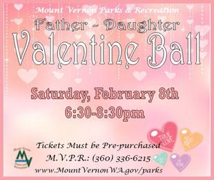 Mount Vernon Parks & Recreation Valentine Ball