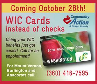 WIC Skagit County NEW EBT CARDS