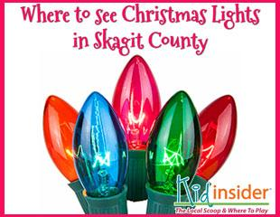 Skagit Kid Insider Holiday Lights