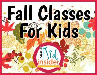 Fall Classes for Kids in Skagit County