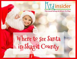Skagit Kid Insider Santa Pictures