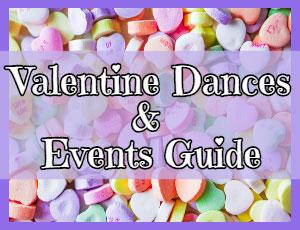 Valentine Dances and Events