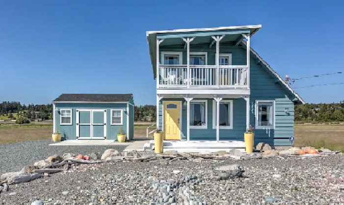 Coupeville Beach House
